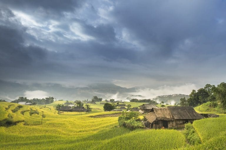 villages isoles