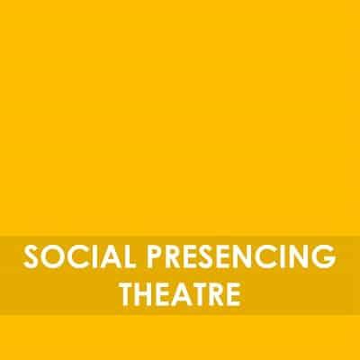 Social presencing theatre